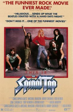 This Is Spinal Tap Poster