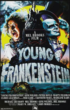 Young Frankenstein HD Trailer