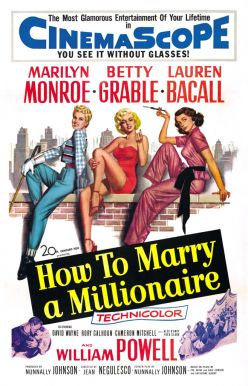 How to Marry a Millionaire HD Trailer