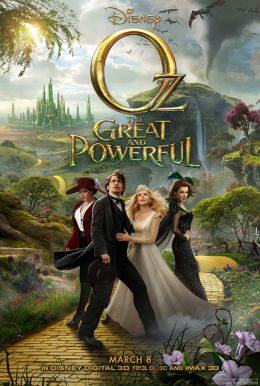Oz The Great and Powerful HD Trailer