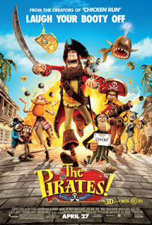 The Pirates! Band of Misfits HD Trailer