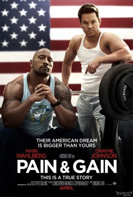 Pain &amp; Gain HD Trailer