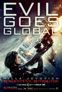 Resident Evil: Retribution HD Trailer