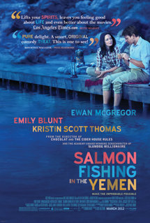 Salmon Fishing in the Yemen HD Trailer