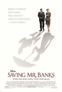 Saving Mr. Banks HD Trailer
