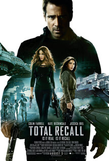 Total Recall HD Trailer