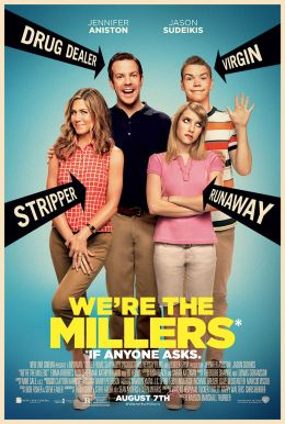 We're the Millers HD Trailer