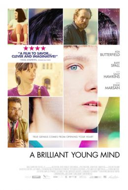 A Brilliant Young Mind Poster