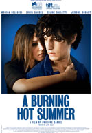 A Burning Hot Summer Poster
