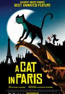 A Cat in Paris HD Trailer