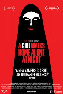 A Girl Walks Home Alone at Night HD Trailer