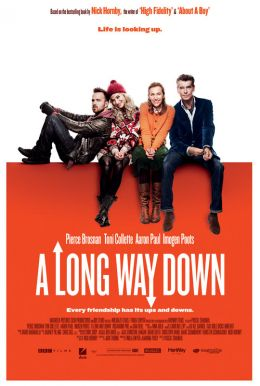 A Long Way Down HD Trailer