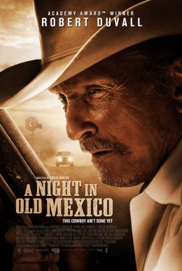 A Night in Old Mexico Poster