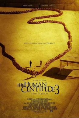 The Human Centipede 3 HD Trailer