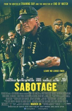 Sabotage HD Trailer