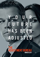 The Adjustment Bureau Poster