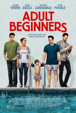Adult Beginners Poster