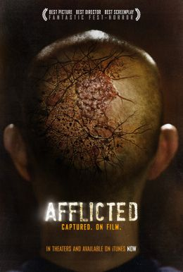 Afflicted HD Trailer