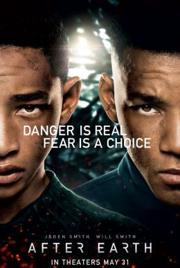 After Earth HD Trailer