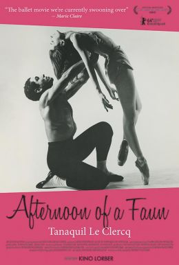 Afternoon of a Faun: Tanaquil Le Clercq HD Trailer