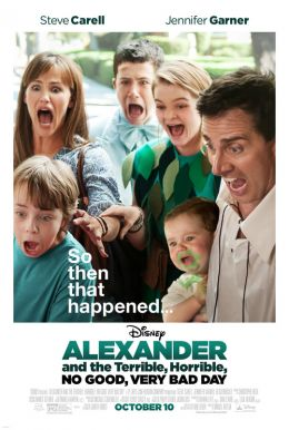 Alexander and the Terrible, Horrible, No Good, Very Bad Day HD Trailer