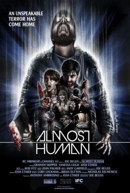 Almost Human HD Trailer