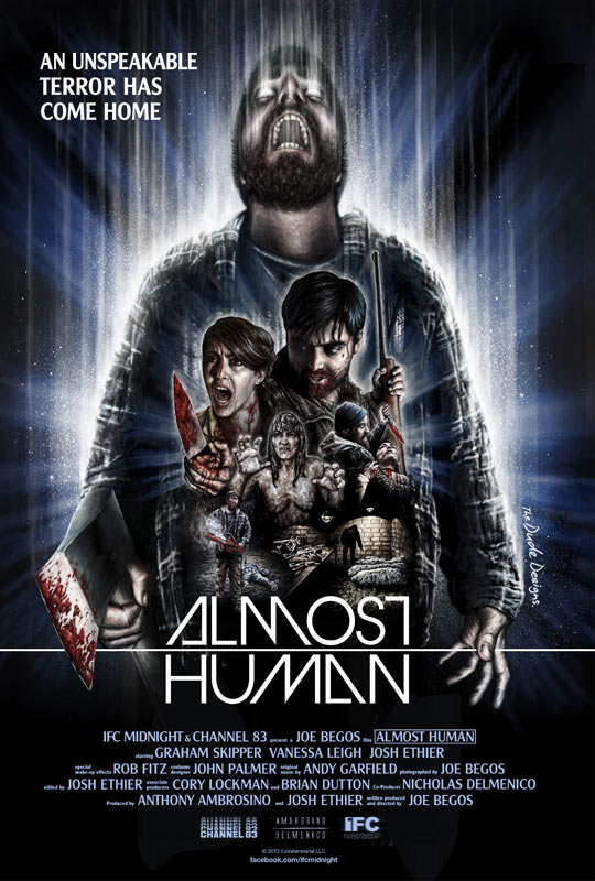 Almost Human - HD-Trailers.net (HDTN)