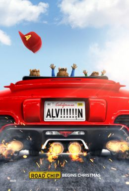 Alvin and the Chipmunks: The Road Chip HD Trailer