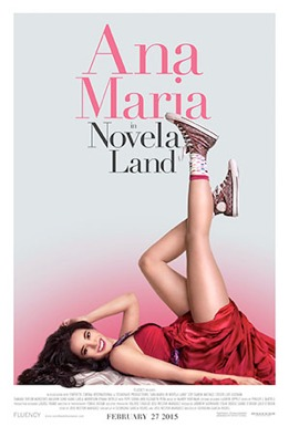 Ana Maria in Novela Land HD Trailer