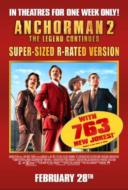 Anchorman 2 HD Trailer
