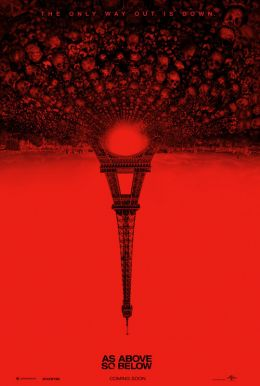 As Above / So Below Poster