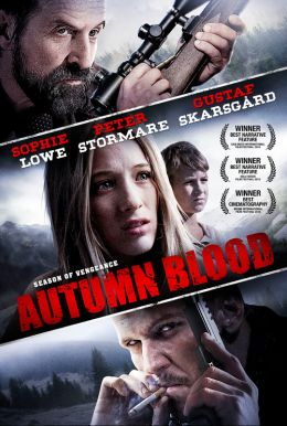 Autumn Blood Poster