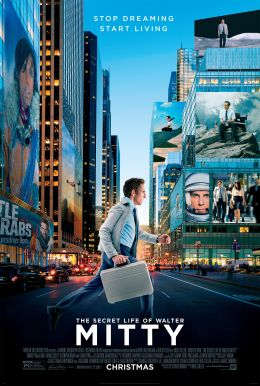 The Secret Life of Walter Mitty HD Trailer