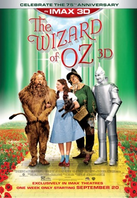The Wizard of Oz HD Trailer