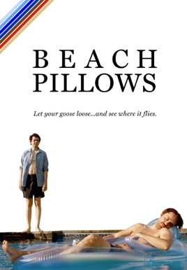 Beach Pillows Poster