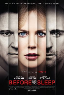 Before I Go To Sleep HD Trailer
