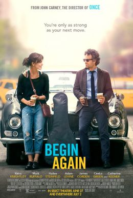 Begin Again HD Trailer