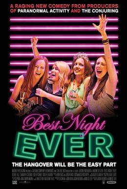 Best Night Ever Poster