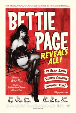 Bettie Page Reveals All HD Trailer