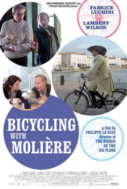Bicycling With Moliere Poster