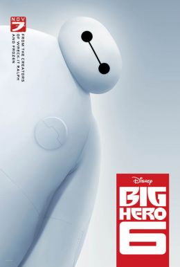 Big Hero 6 HD Trailer
