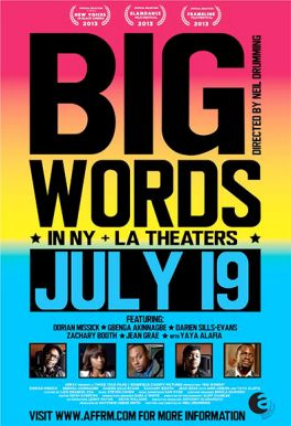 Big Words HD Trailer
