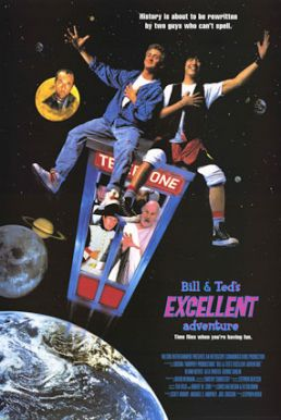 Bill and Ted's Excellent Adventure HD Trailer