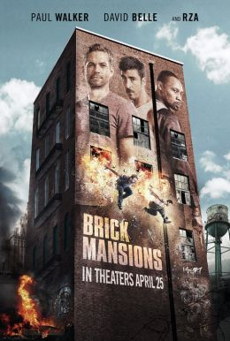 Brick Mansions HD Trailer