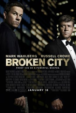 Broken City Poster