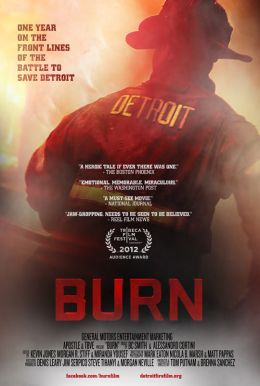 Burn HD Trailer