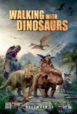 Walking With Dinosaurs 3D HD Trailer