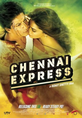 Chennai Express HD Trailer