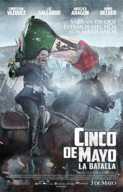Cinco de Mayo: La Batalla HD Trailer