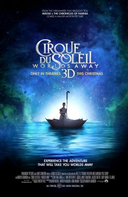 Cirque Du Soleil: Worlds Away 3D HD Trailer